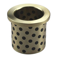 flanged bronze bushing,oiles bronze bush,oilless bearing bronze